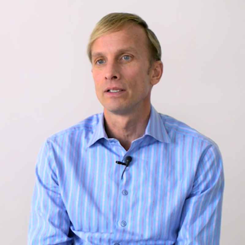 Mark Dybul: 2015 League of Gentlemen Award Recipient